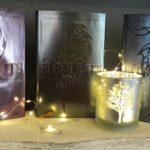 Dark Elements. Eine wundervolle Trilogie. Beleuchtet