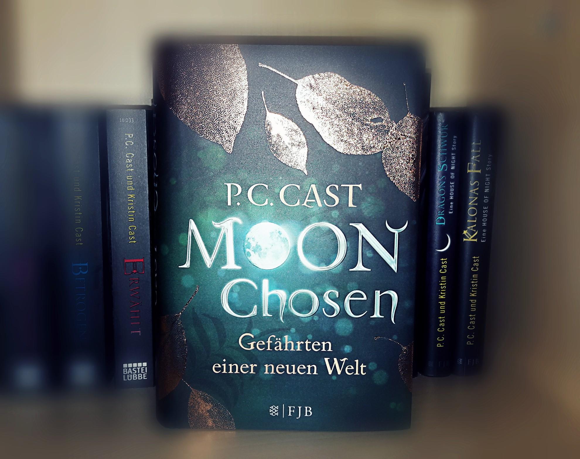 Neuerscheinung – Moon Chosen