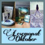 Mein Lesemonat Oktober