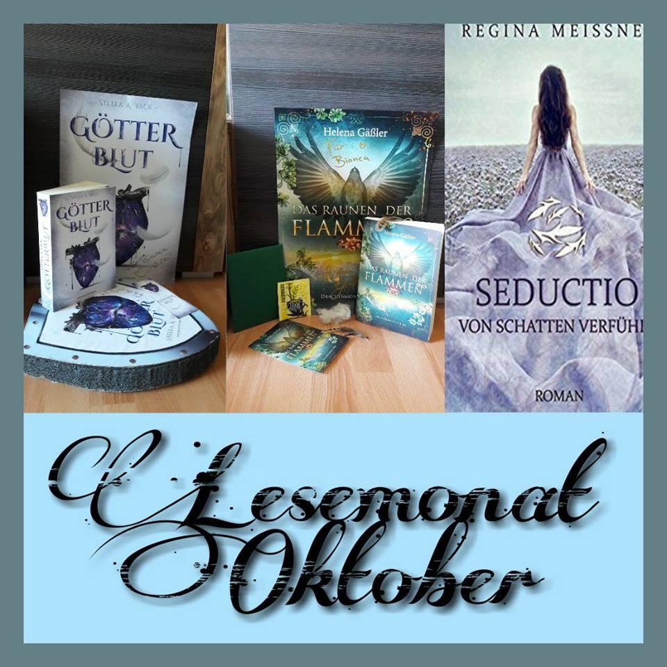 Lesemonat – Oktober