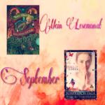 Mein Lesemonat September. Im September habe ich Der magische Faden und Die Sumpflochsaga Teil 8.2 gelesen