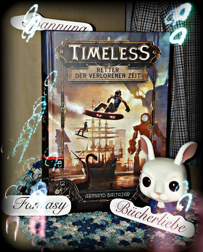 Timeless - Rettender verlorenen Zeit