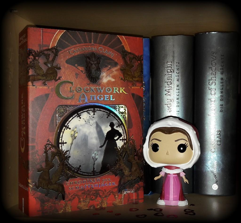 Buchvorstellung  – Clockwork Angel