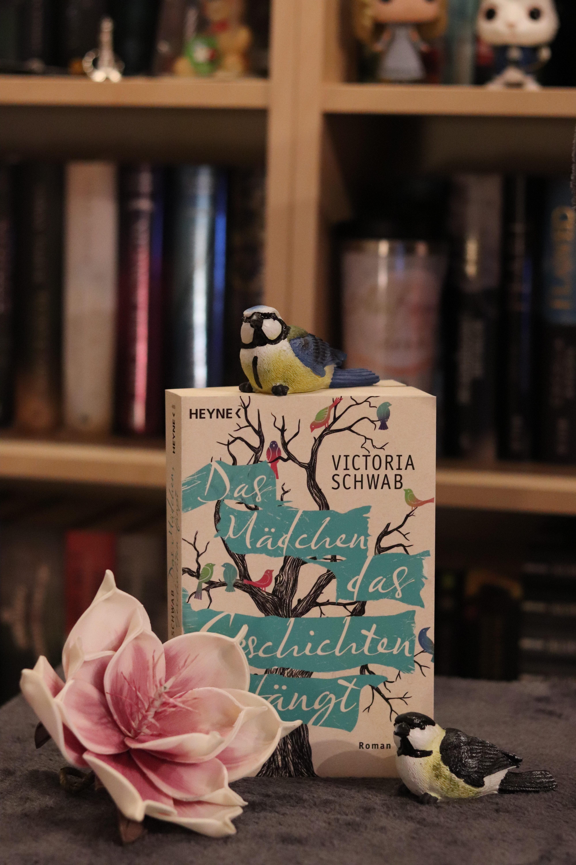 Buchvorstellung – Das Mädchen das Geschichten fängt