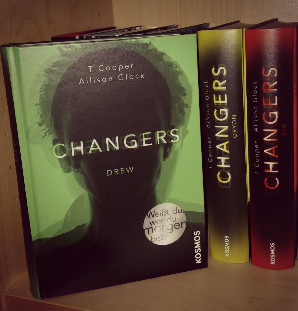 Buchvorstellung – Changers