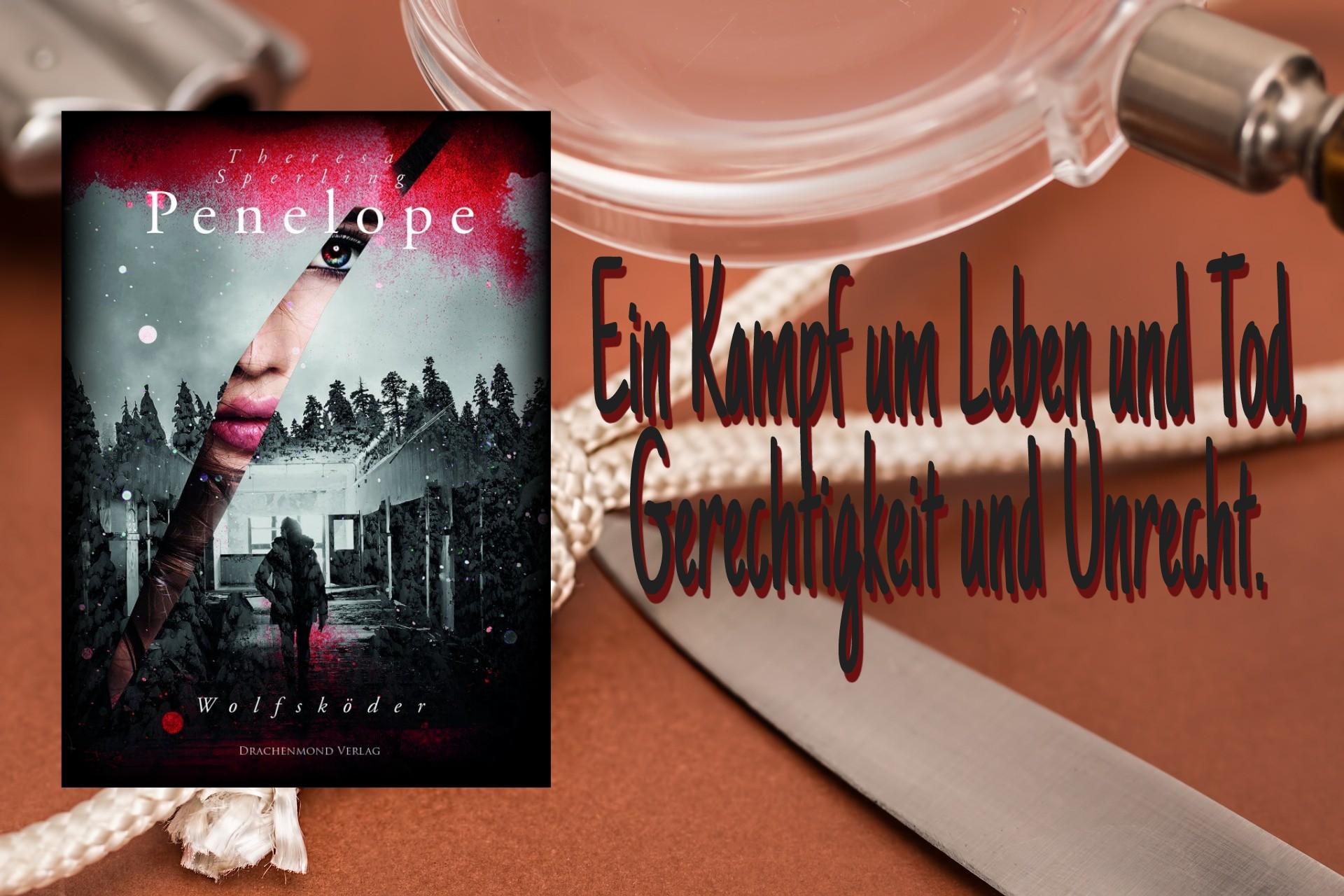 "Rezension – Penelope ""Wolfsköder"""