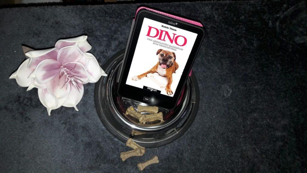 Dino vom arroganten Rassehund zum Tierschutzfall