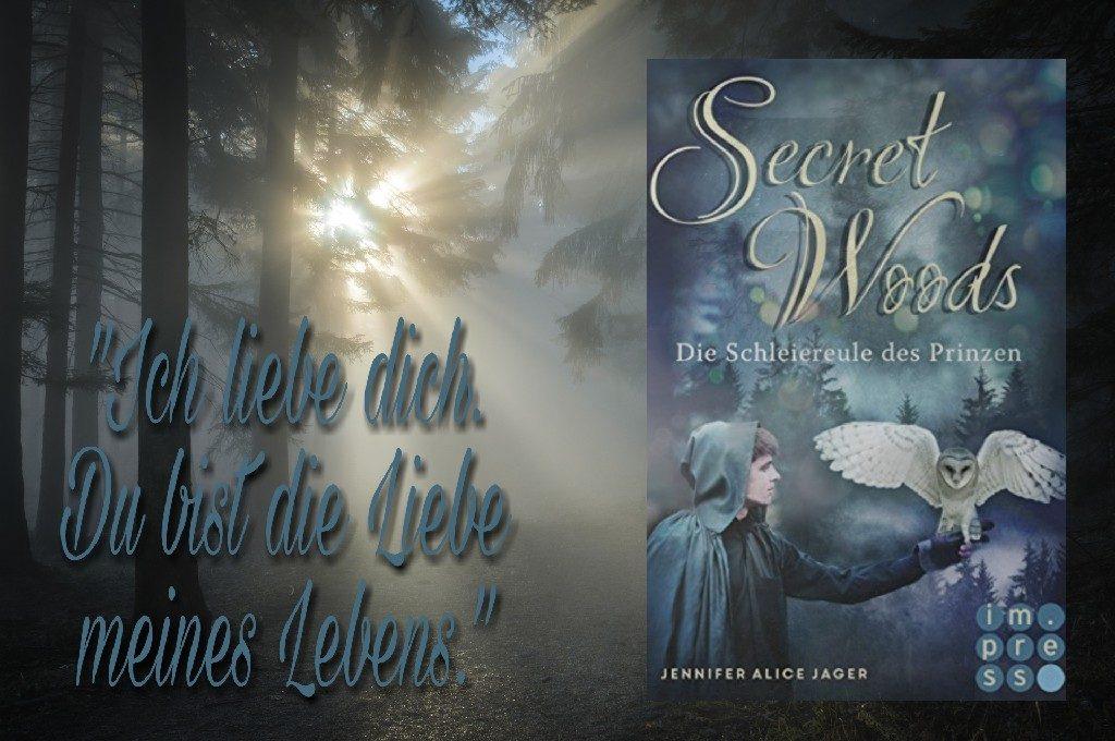Secret Woods - Die Schleiereule des Kronprinzen