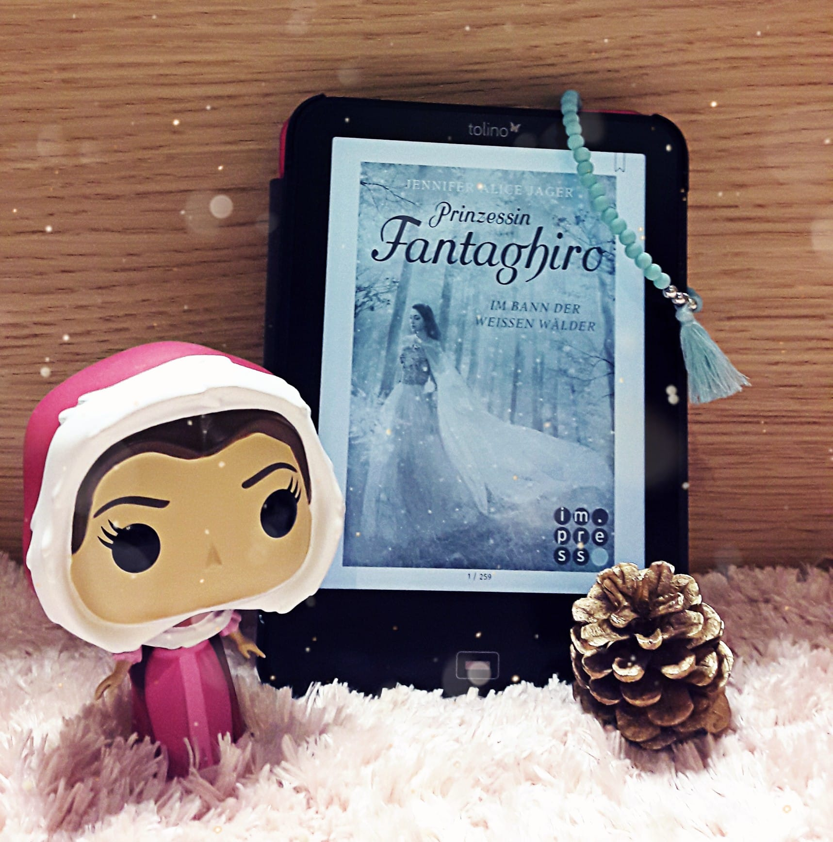 Rezension – Prinzessin Fantaghiro