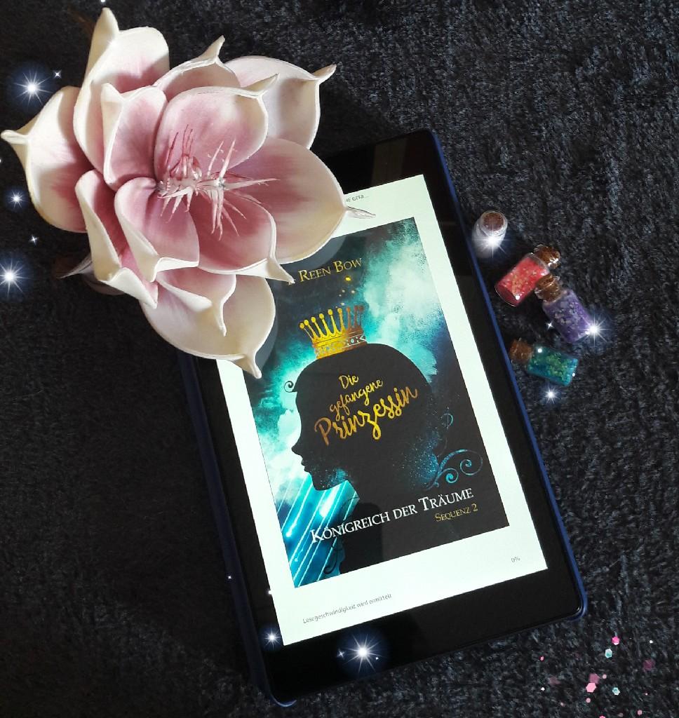 Rezension – Die gefangene Prinzessin