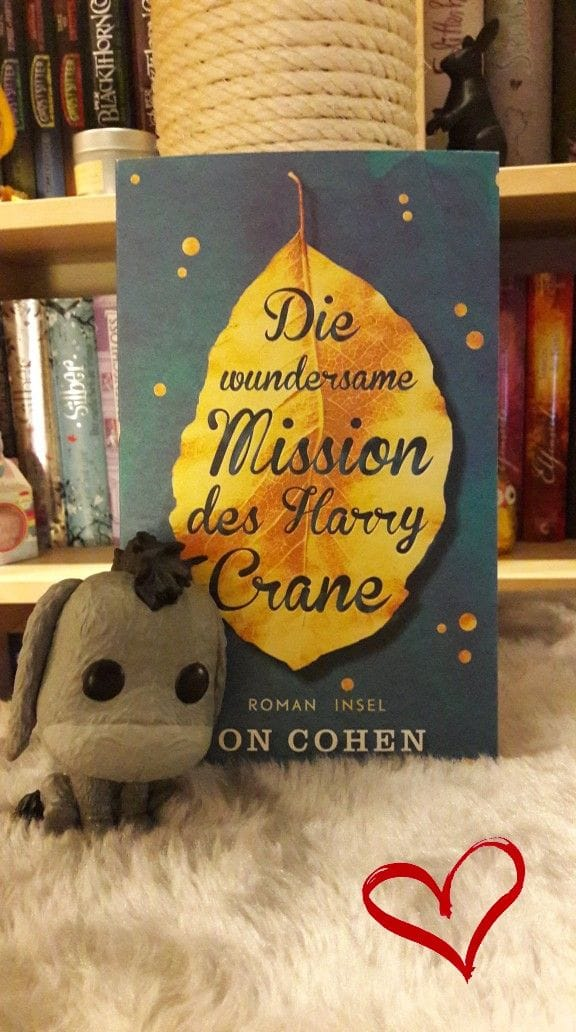Rezension – Die wundersame Mission des Harry Crane