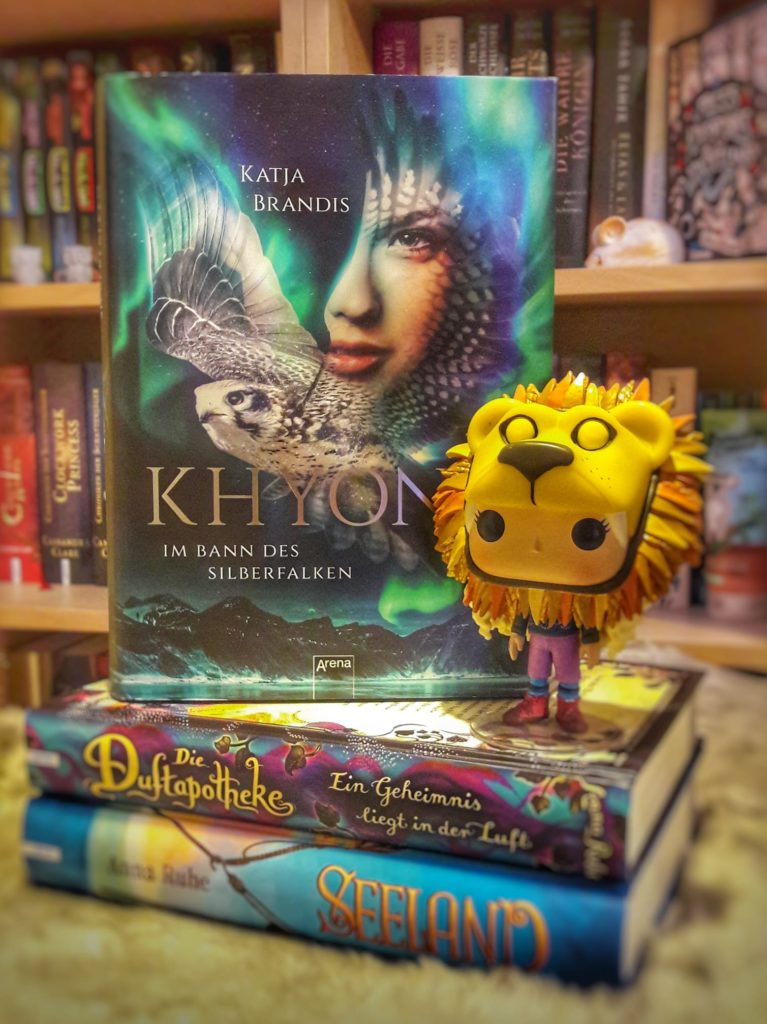 Khyona - Im Bann des Silberfalken