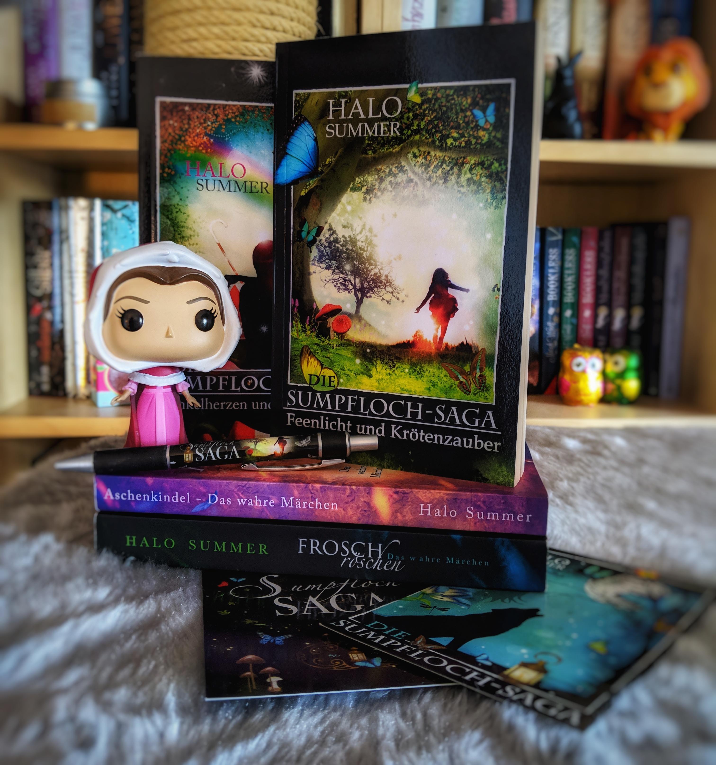 Die Sumpfloch-Saga – Wie meine Bücherliebe begann…
