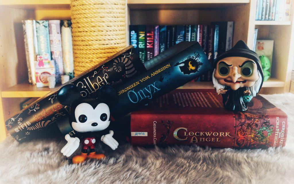 3 Bücher aus dem Lieblingsgenre