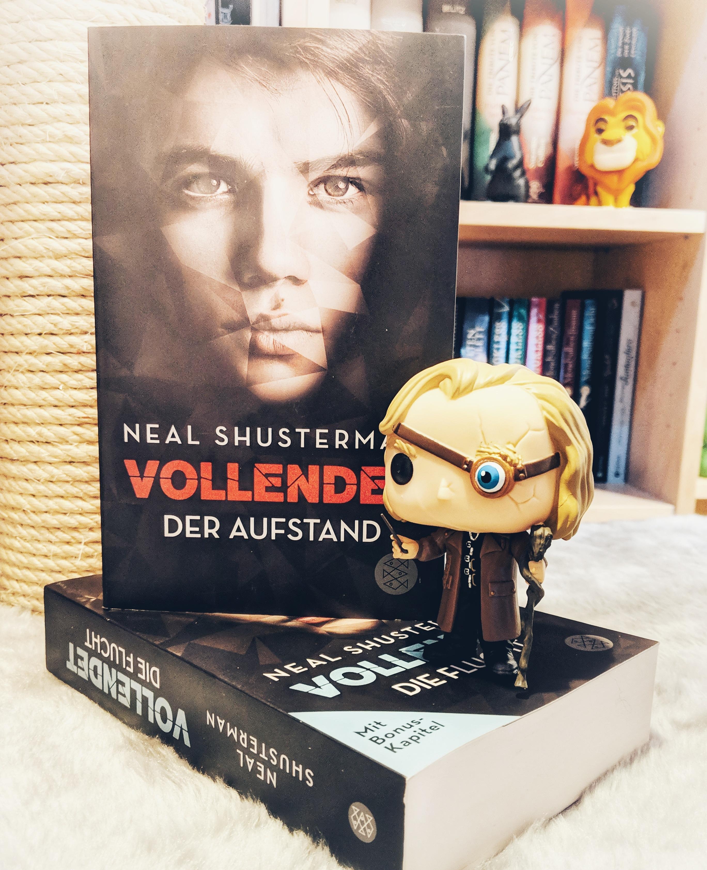 """Rezension – Vollendet """"Der Aufstand"""""""