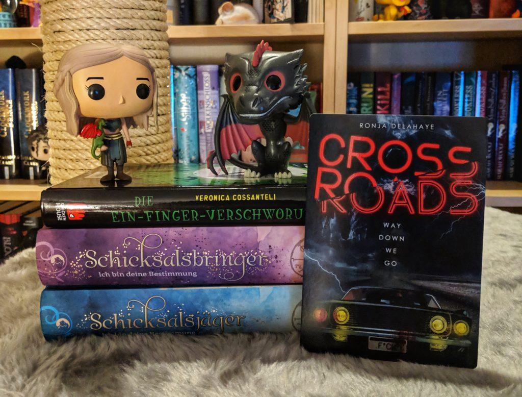 Bücher die ich im Januar 2019 gelesen habe.