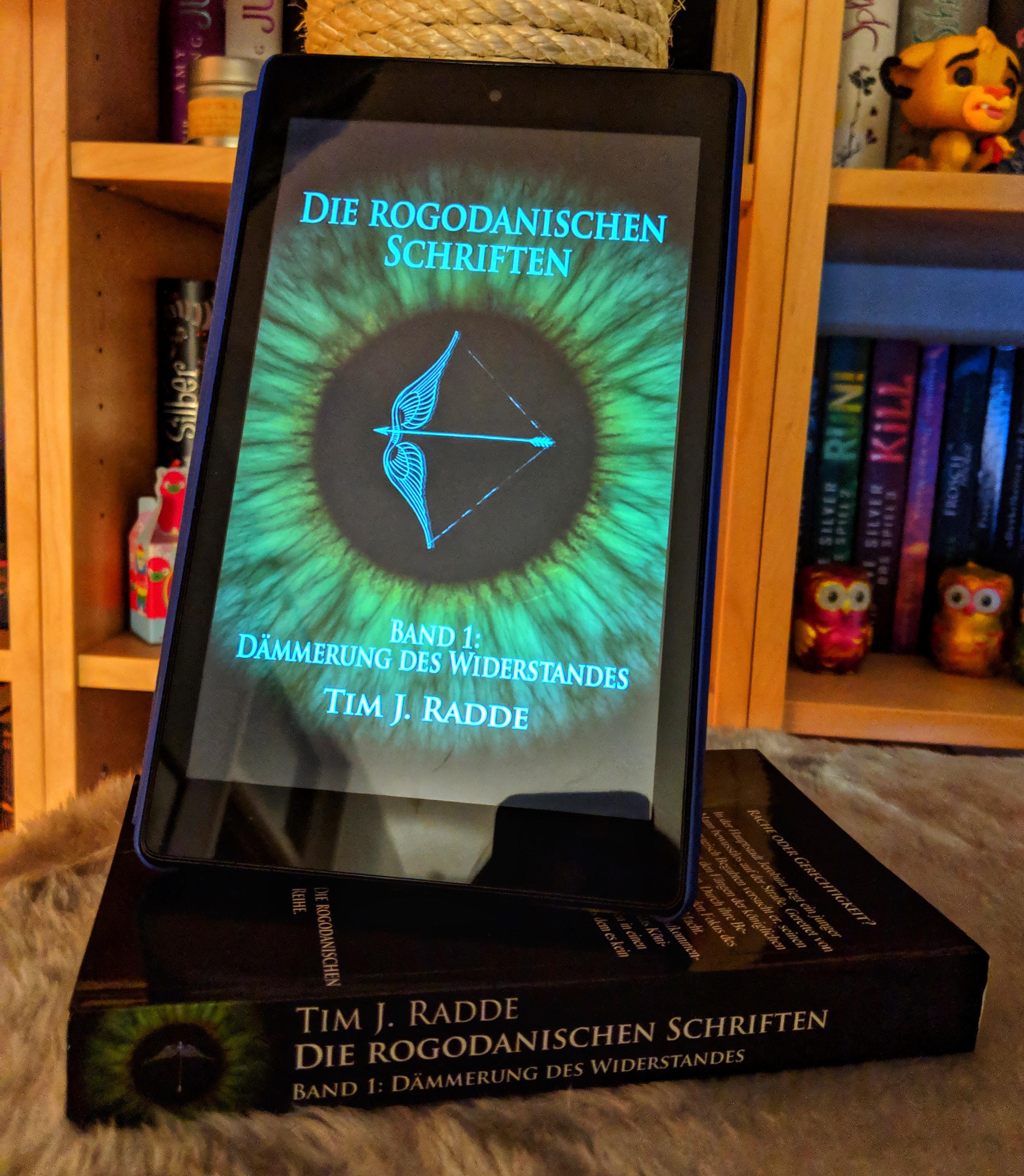 Rezension –  Die Rogodanischen Schriften