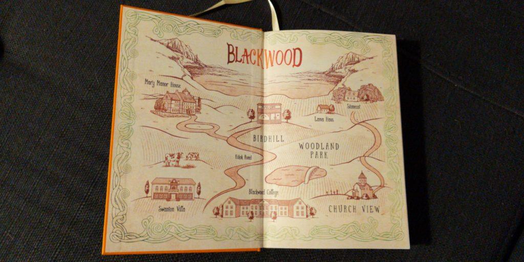 Blackwood Innengestaltung