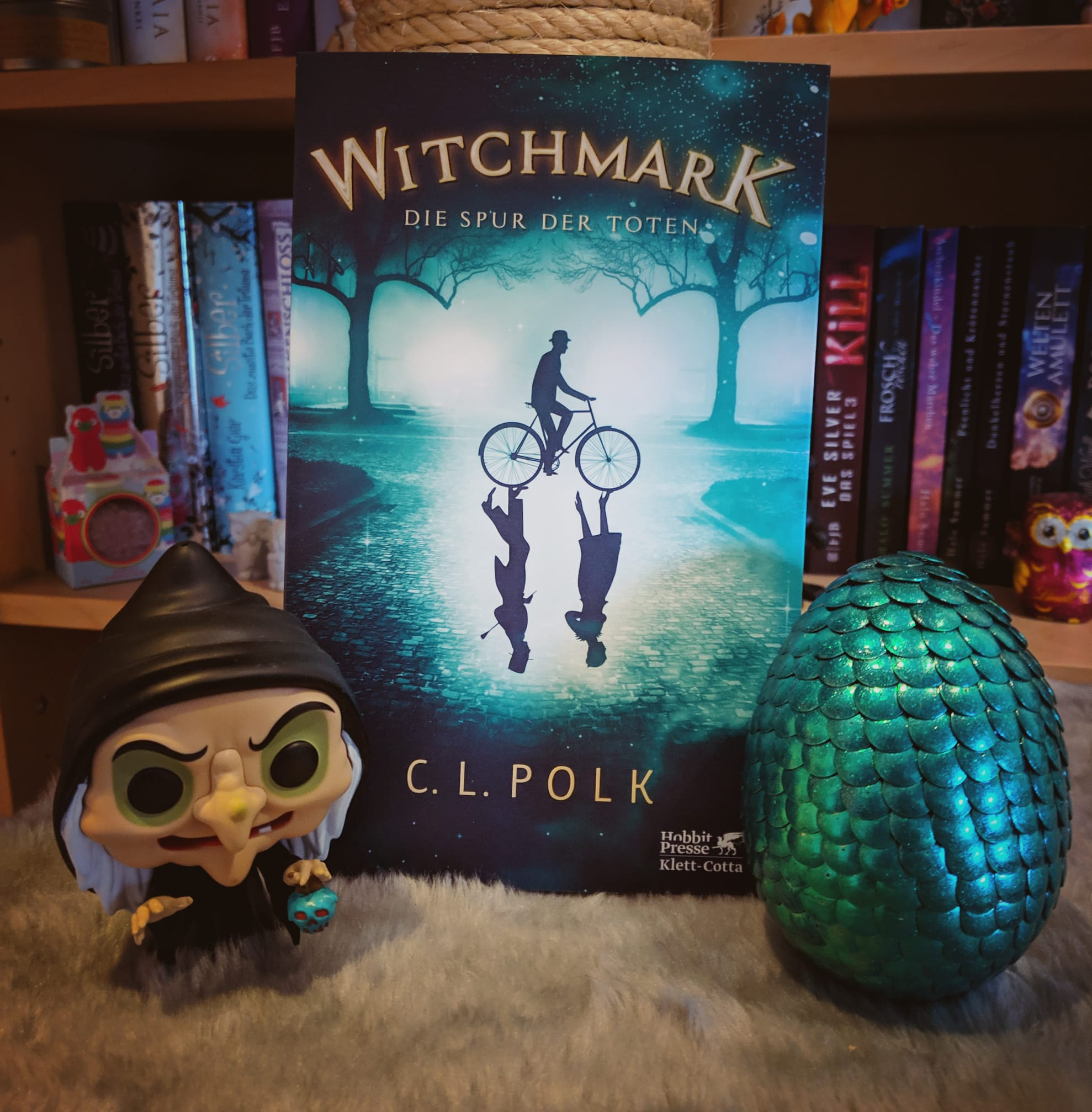 Rezension – Witchmark