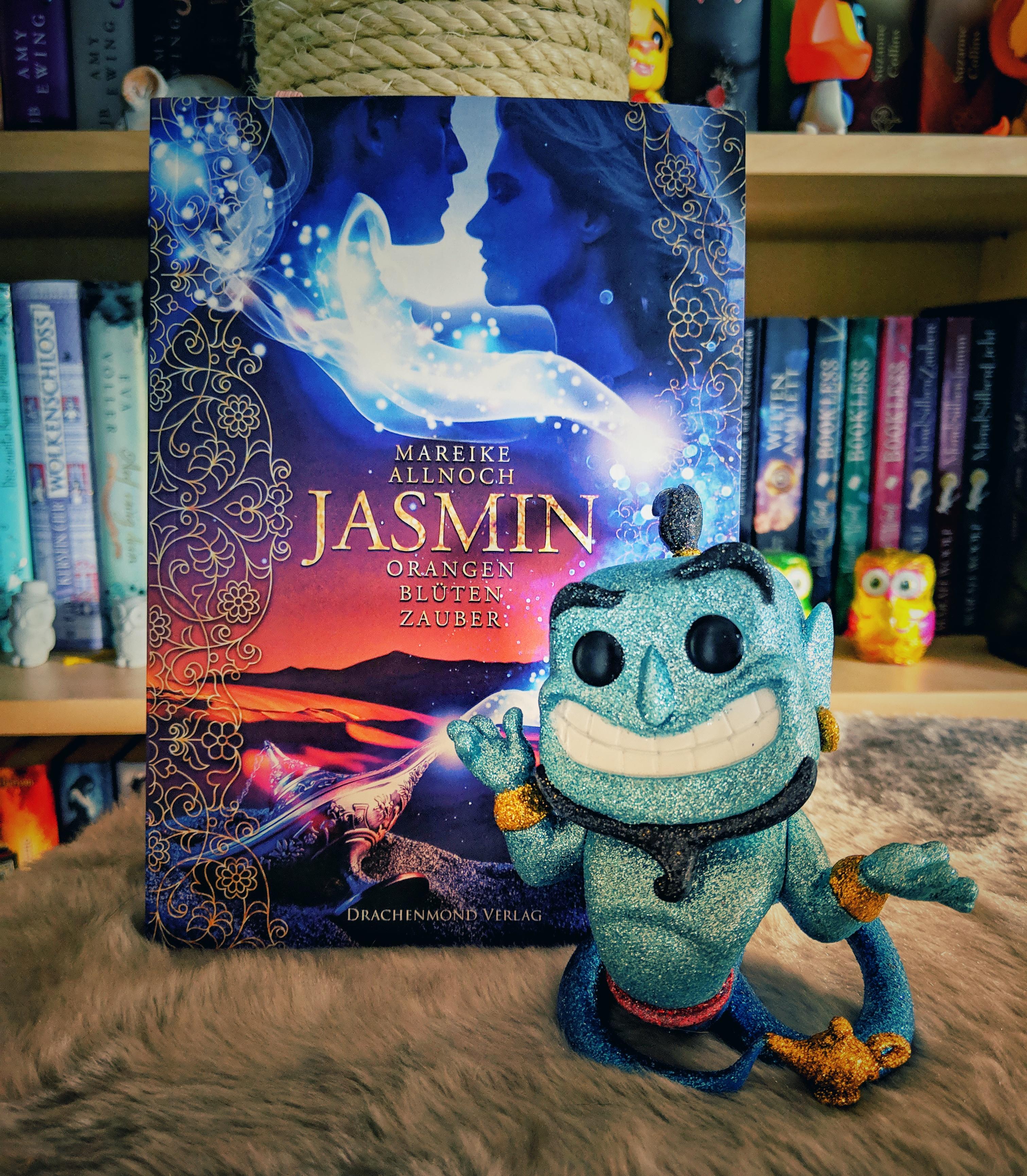 """Rezension – Jasmin """"Orangenblütenzauber"""""""