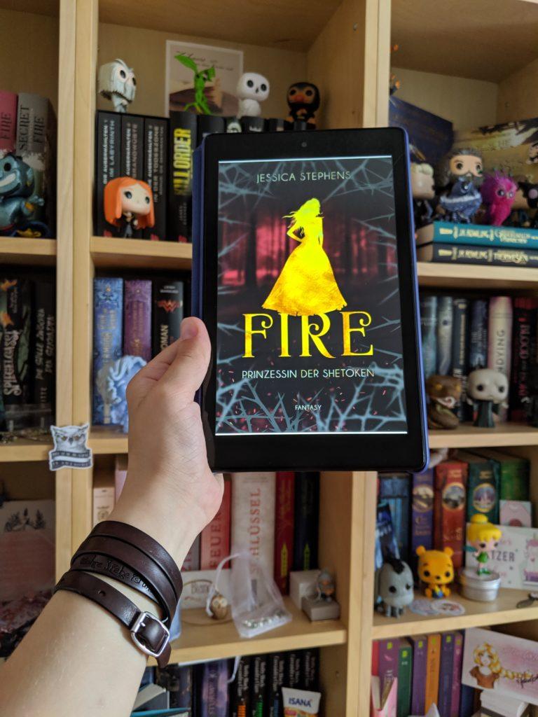Fire - Prinzessin der Shetoken