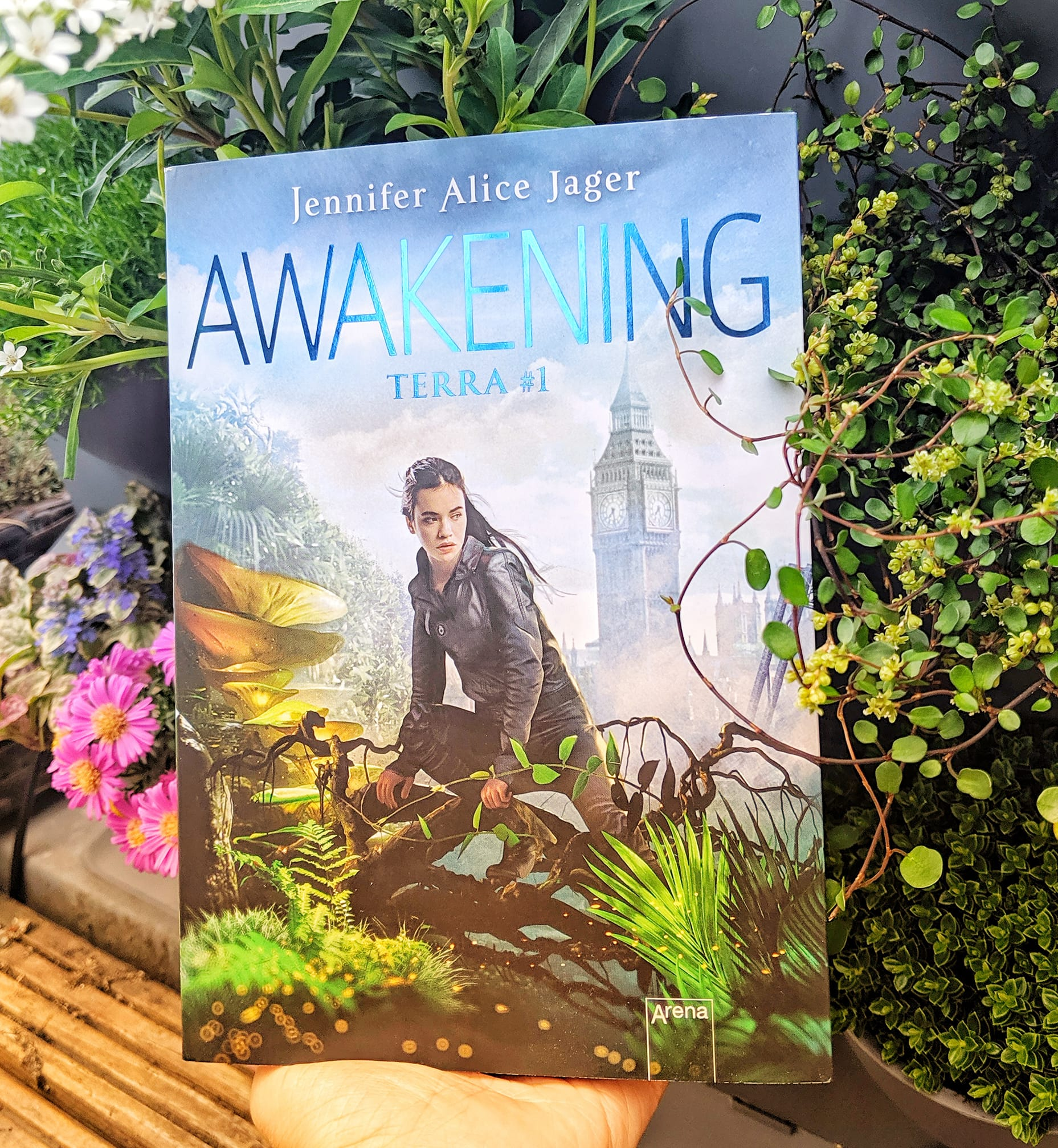 Rezension – Awakening – Terra #1