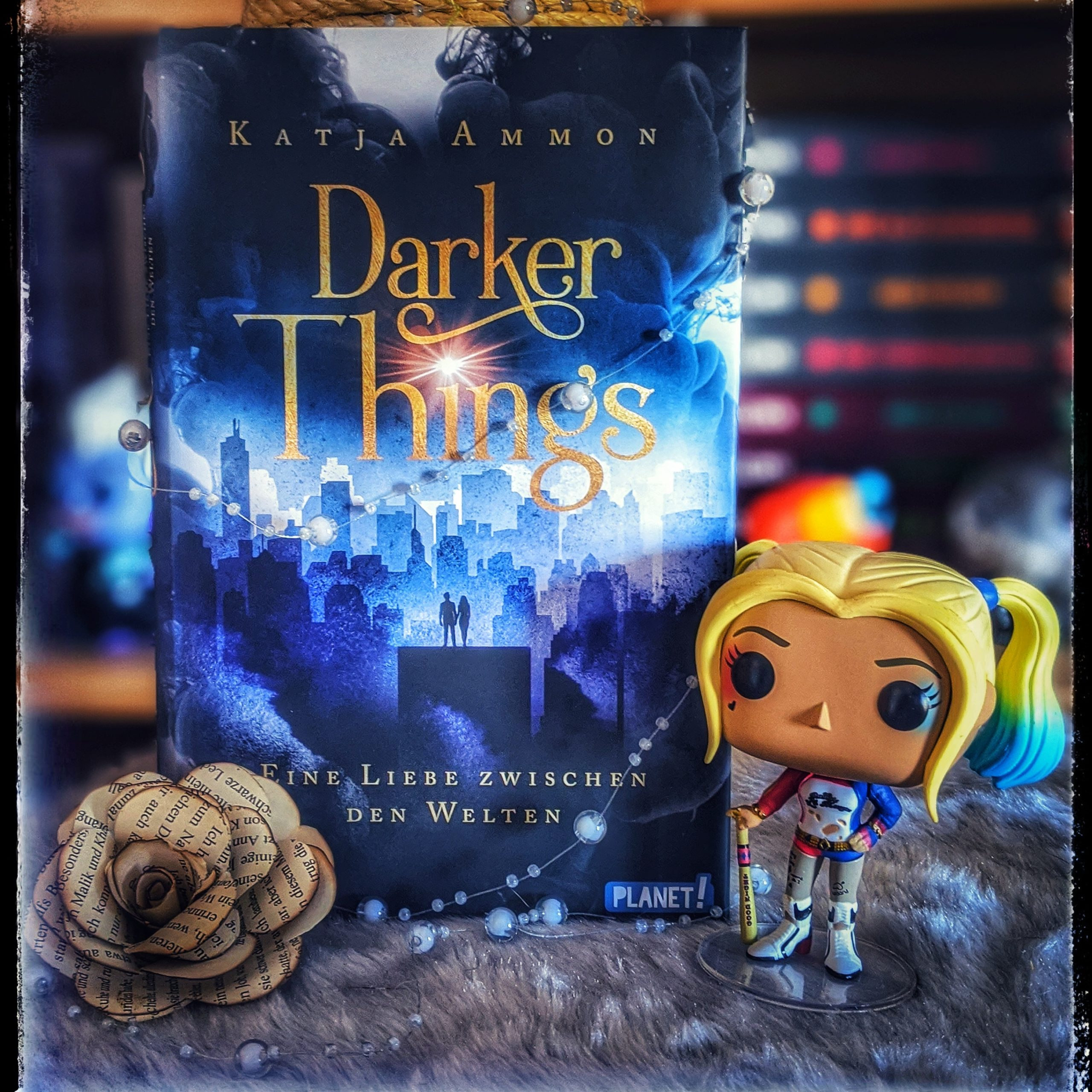 Rezension – Darker Things