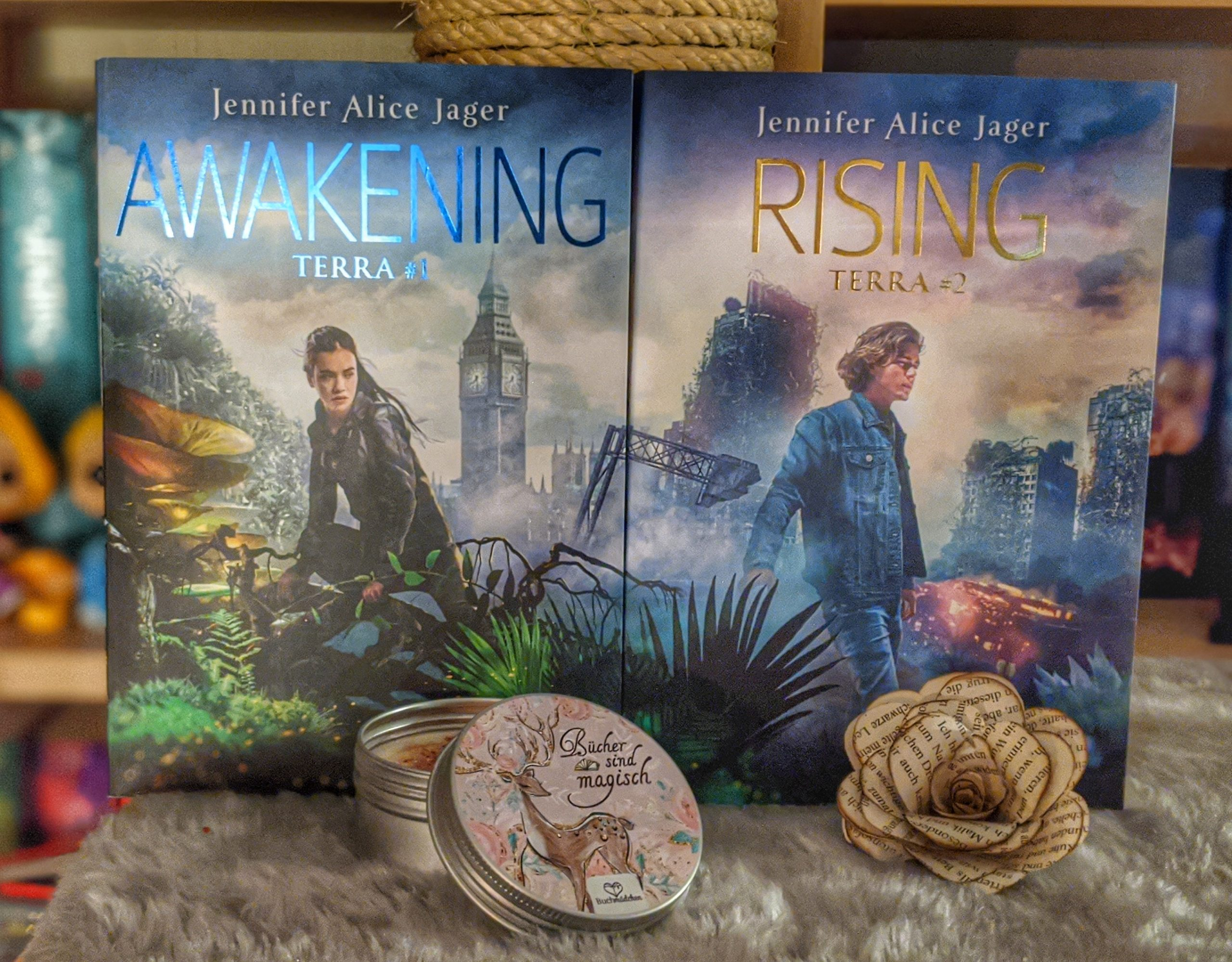 Rezension – Terra #2- Rising
