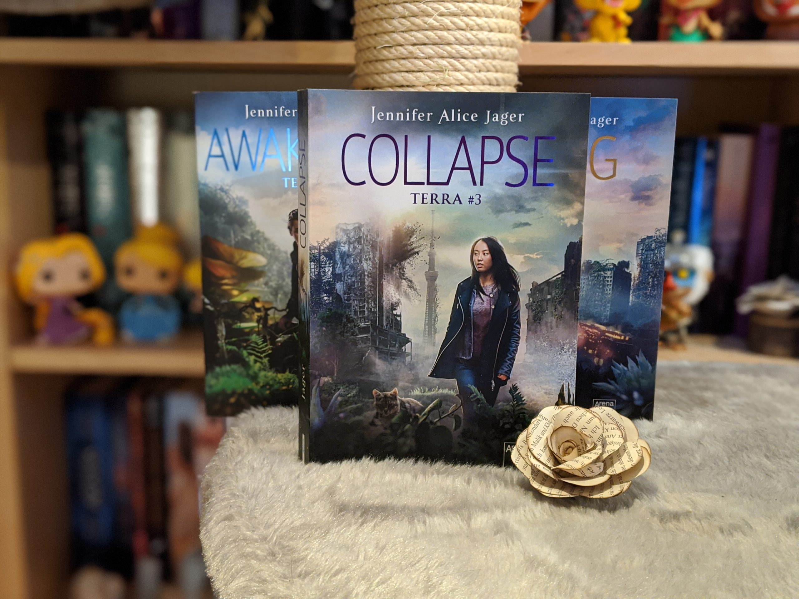 Rezension – Collapse – Terra#3