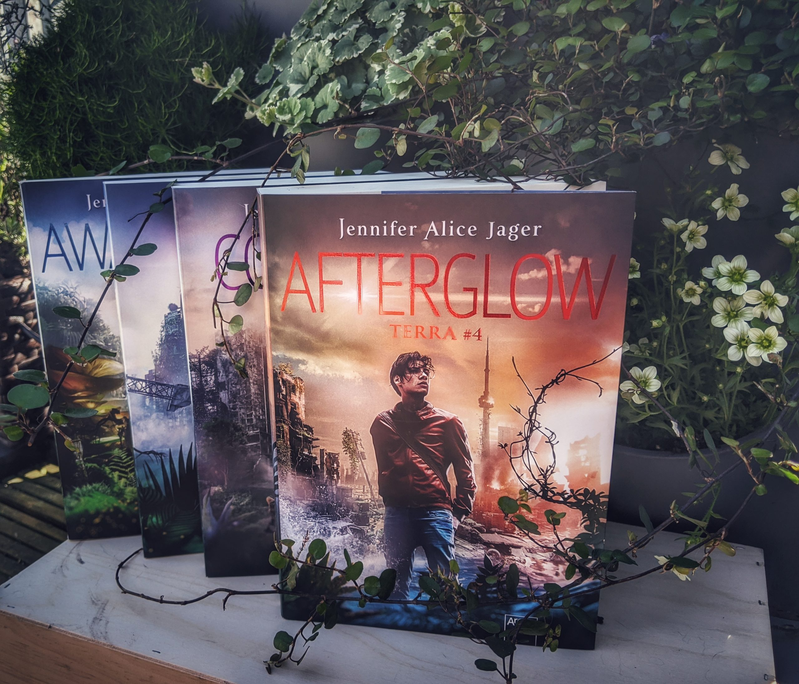 "Rezension – Afterglow ""Terra 4"""
