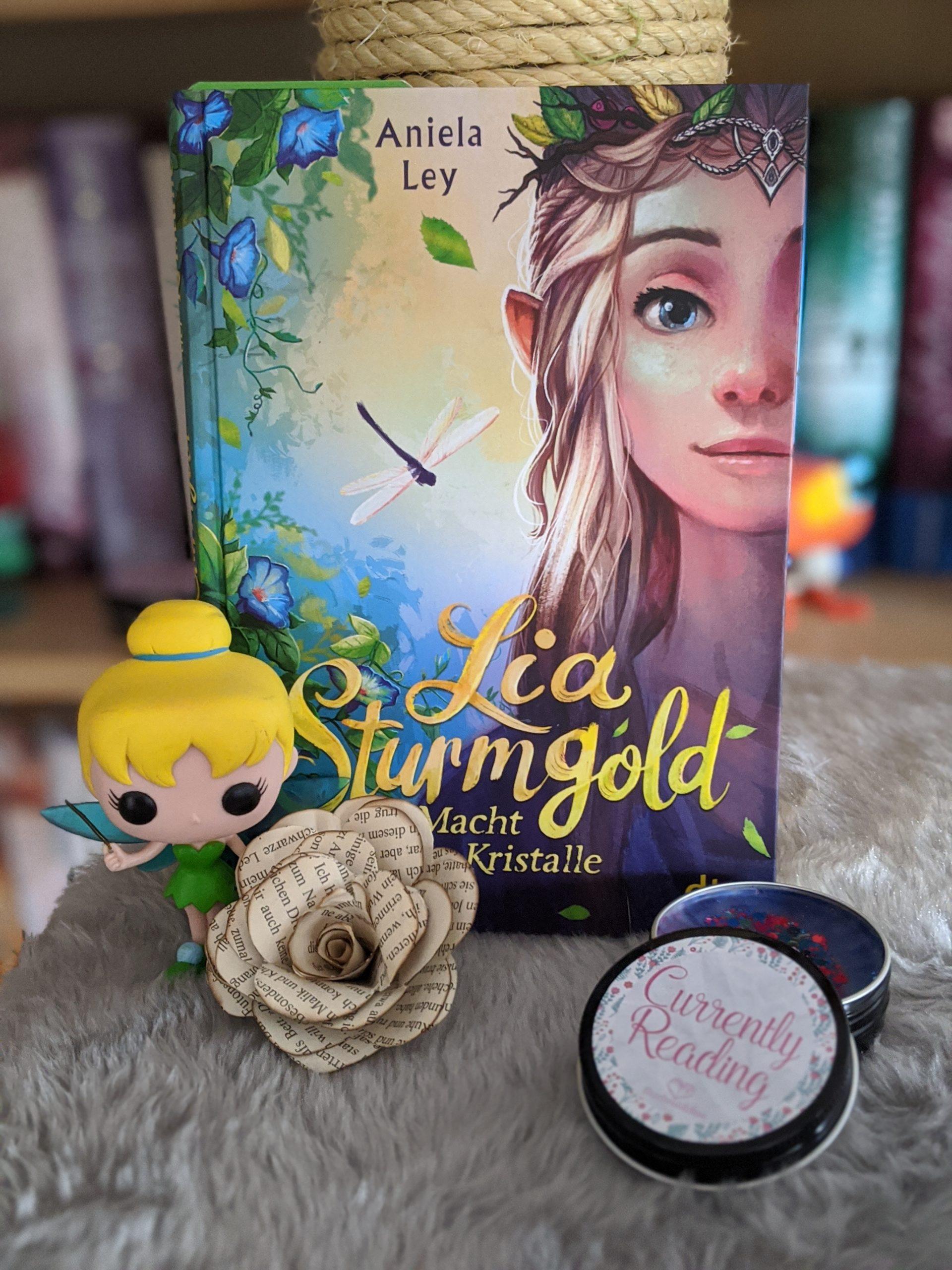 Rezension – Lia Sturmgold