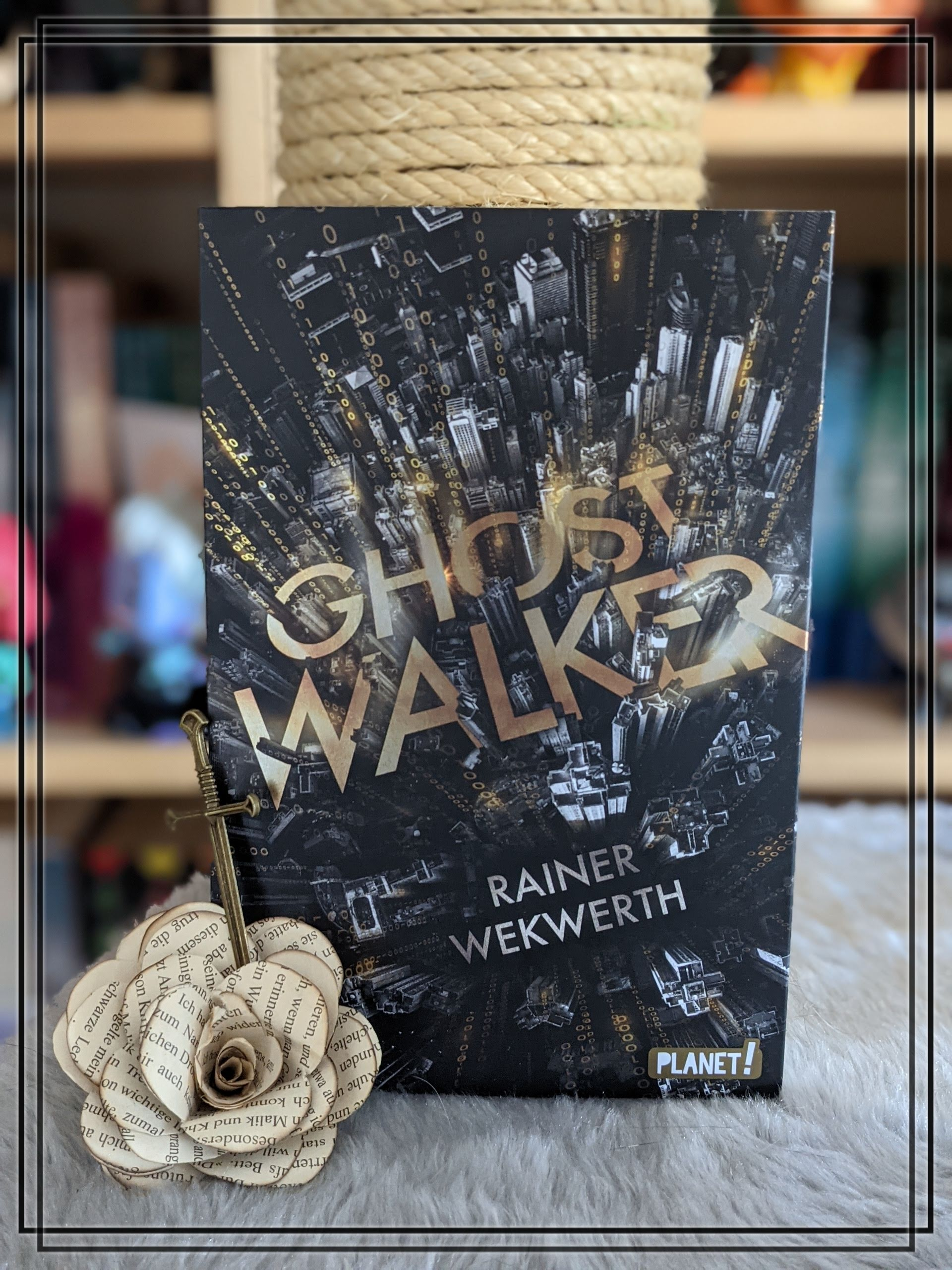 Rezension – Ghostwalker