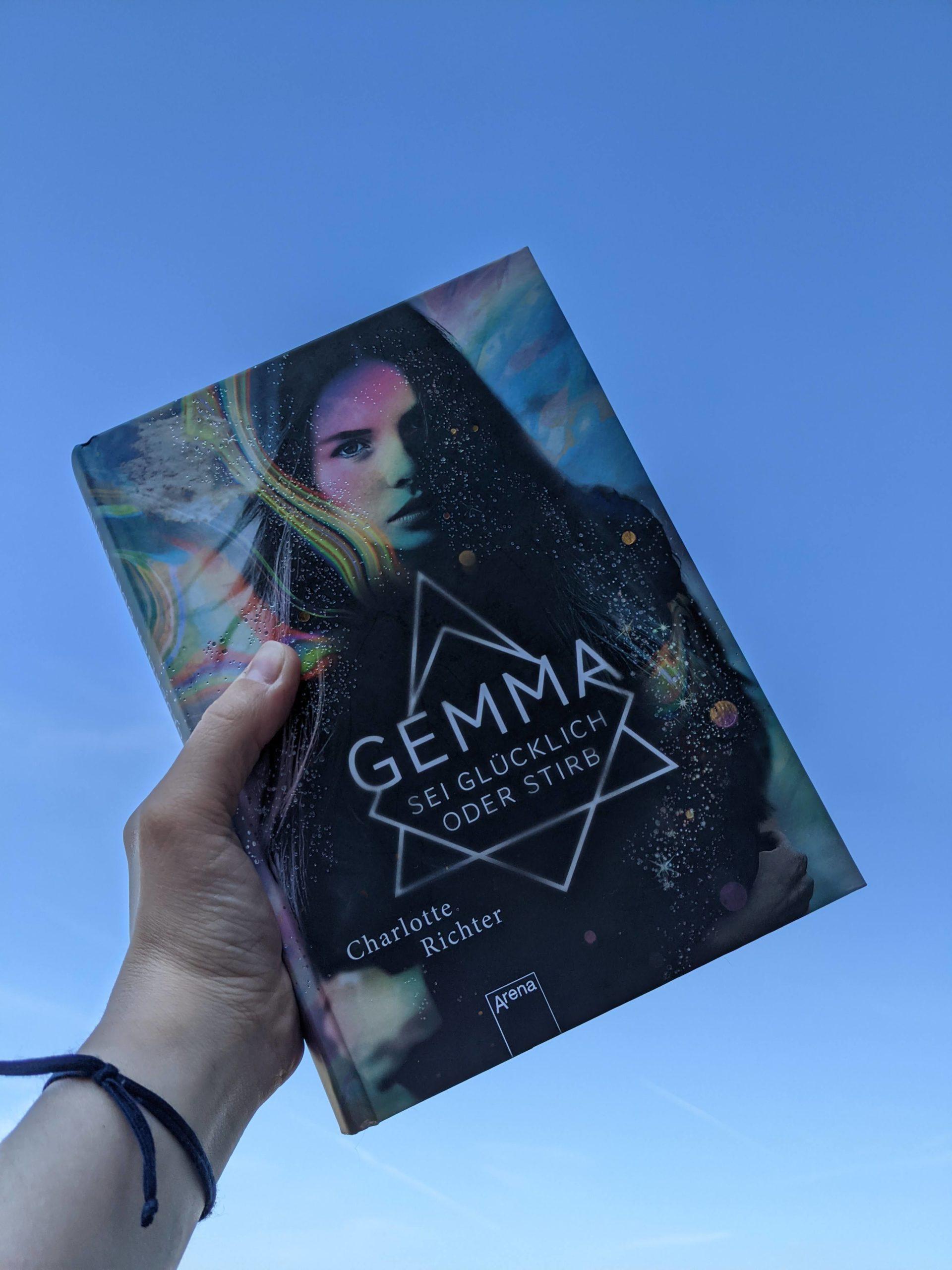 """Rezension – Gemma """" Sei glücklich oder stirb"""""""